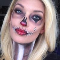American Horror Story Freakshow Makeup - Halloween est en approche!