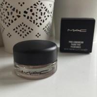 PRO LONGWEAR PAINT POT de chez MAC Cosmetics - Ou comment préparer ses yeux au makeup