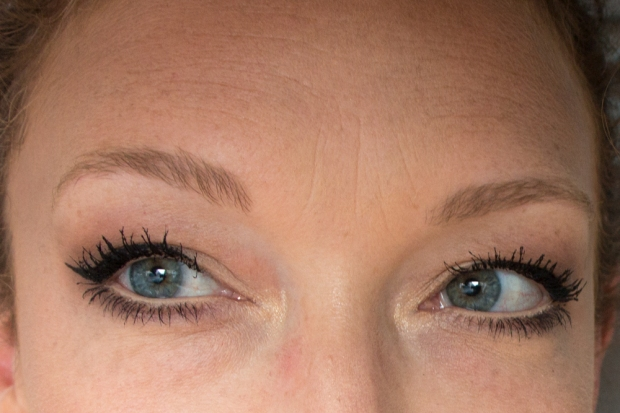 avant restructuration sourcils