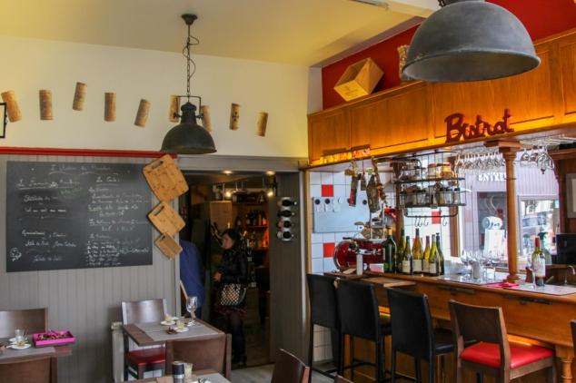 Le Bouchon de Bayeux Bistrot