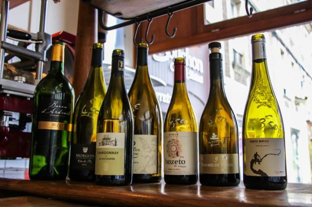 Bar a vins Bayeux