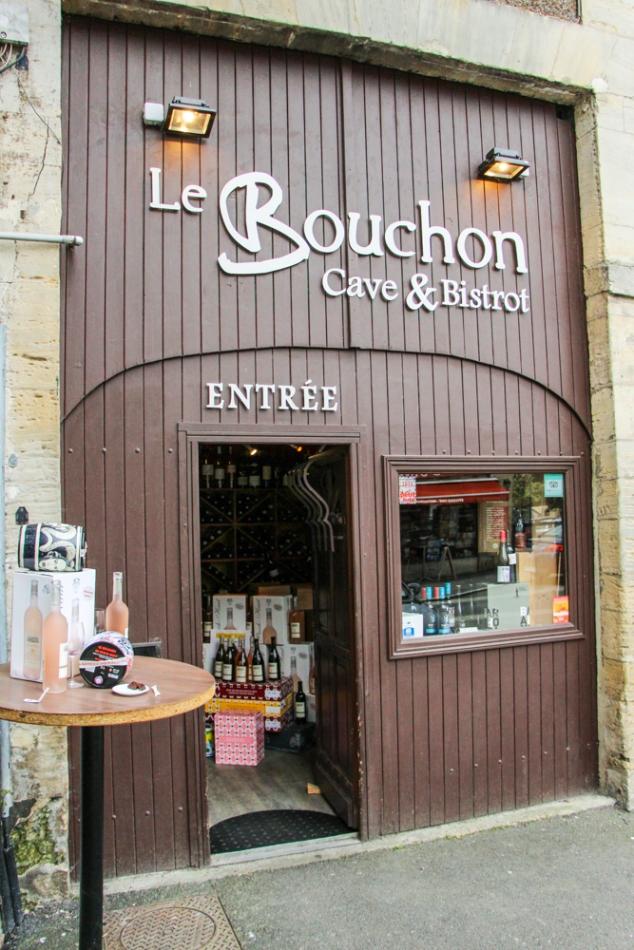 Le Bouchon Cave et Bistrot à Bayeux