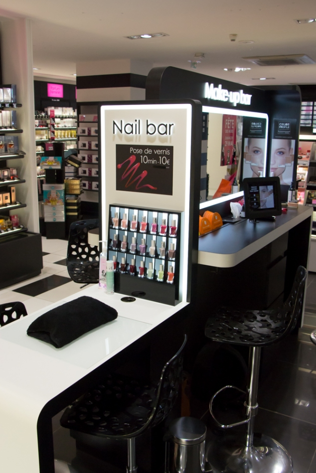 nail bar sephora