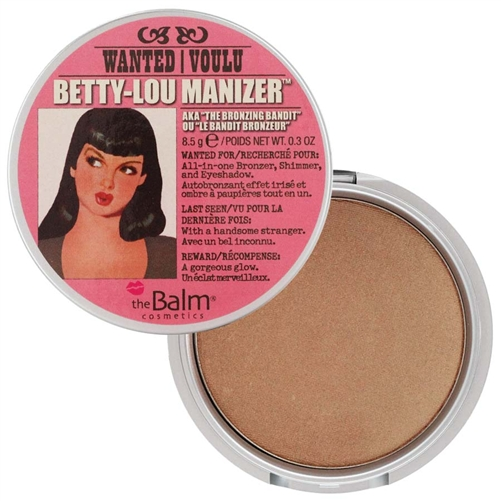 betty lou manizer the balm