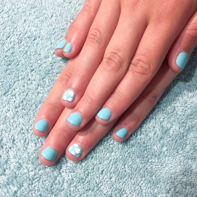Clouds Nail art beauty week monoprix clinesbox-2