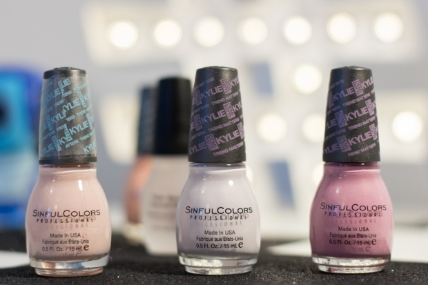 trend matters collection sinfulcolors kylie jenner