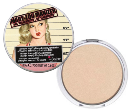 mary lou manizer the balm