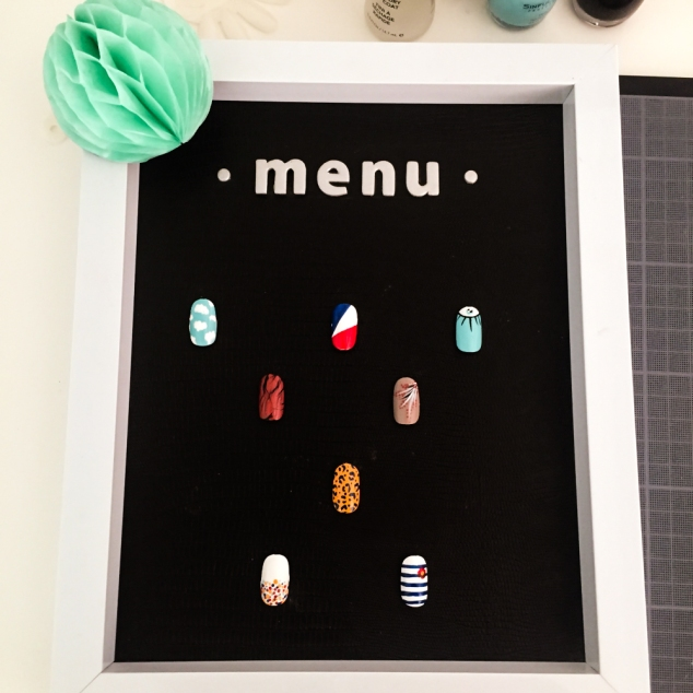 menu nail art beauty week monoprix caen-2-2