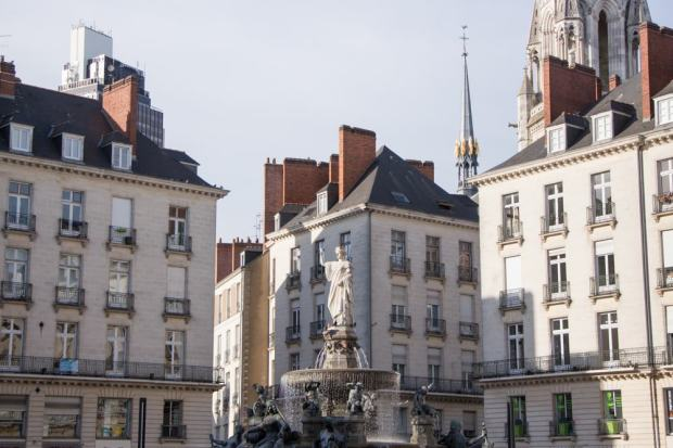 Le voyage a Nantes Place Royale