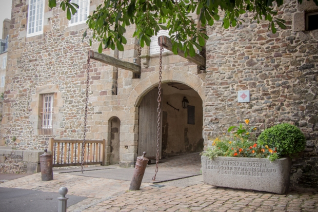 Porte Saint Jean Granville