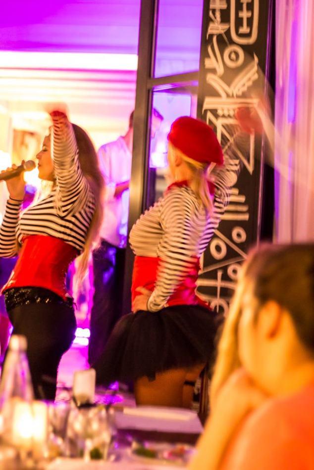 La Folie Douce Deauville Cabaret