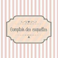 Comptoir Coquette Carte Visite