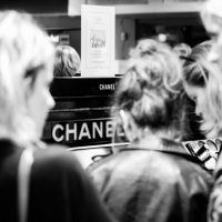 N°5 L'EAU CHANEL - Une superbe Soirée VIP aux Galeries Lafayette de Caen