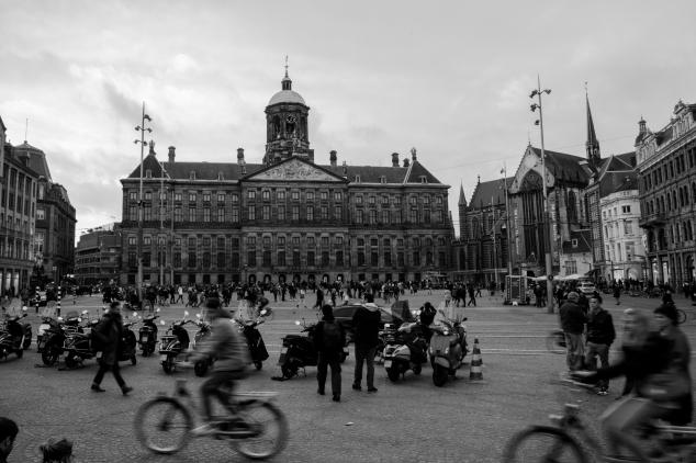 Dam-Amsterdam