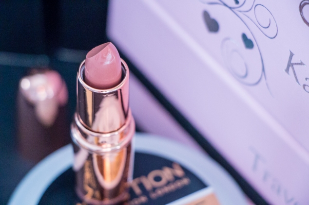 chauffeur-rose-gold-lipstick-makeup-revolution