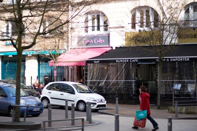 Cams Cakes Place Des Carmes Rouen