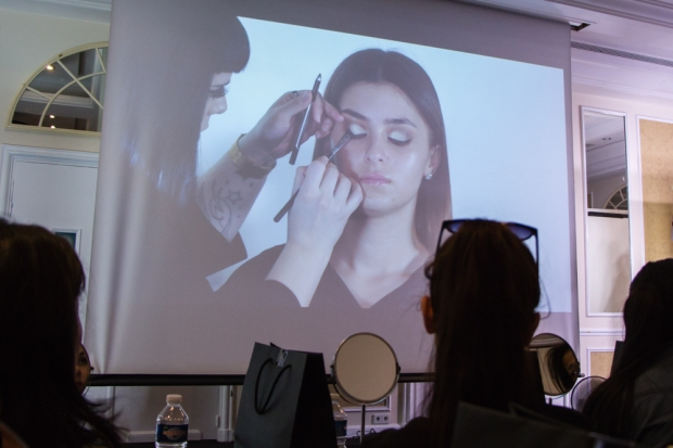 Master Class Frenchtouchofmakeup Crowne Plaza Paris