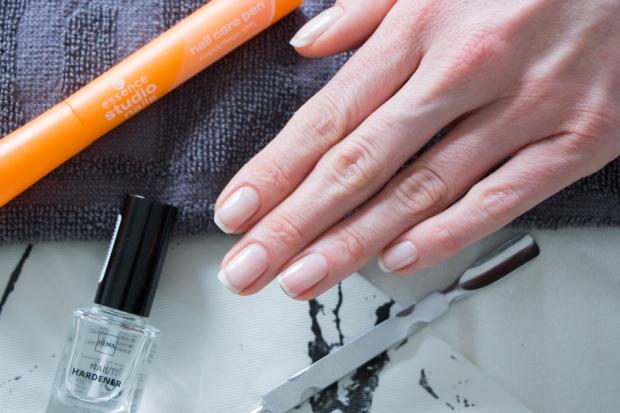 Nail Hardener HEMA