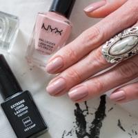 Manucure Time - Les vernis HEMA et NYX Cosmetics au banc d'essai