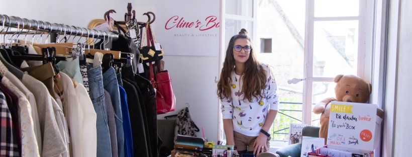 Clinesbox Vide Dressing Blogueuses Normandie Caen