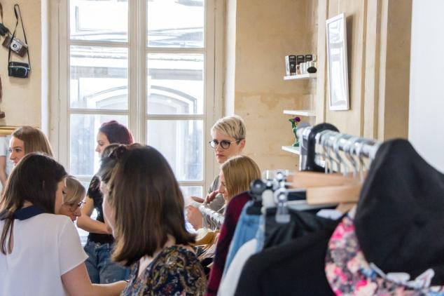 Vide Dressing des Blogueuses Chez Le Barbier Avril 2017