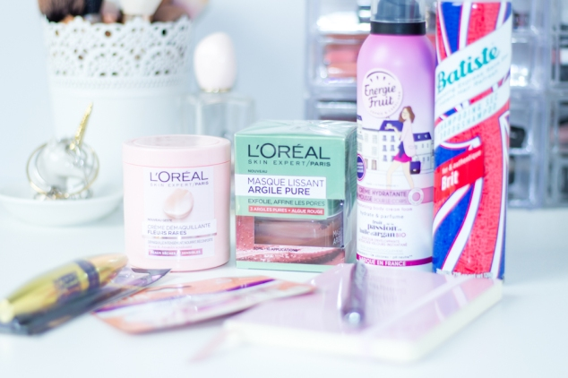 Concours Blog Beaute L'Oreal Skin Expert Batiste Shampoing Mascara Maybelline