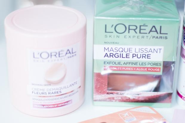 L'Oreal Skin Expert Concours Masque Argile