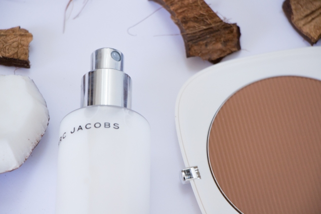 Marc Jacobs Re Cover Brume Noix De Coco