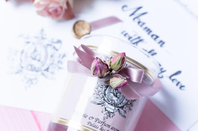 Secret DApothicaire Bougie Palais Des Roses Edition Fete Des Meres