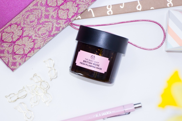 The Body Shop Masque A La Rose Avis