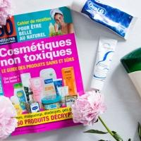 Les cosmétiques sains et sûrs selon 60 Millions de Consommateurs