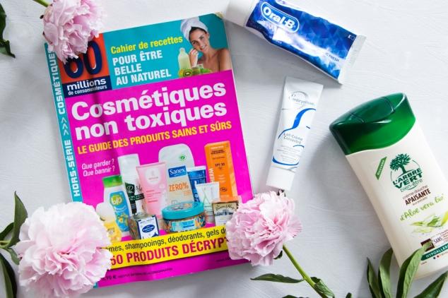 60 Millions De Consommateurs Cosmetiques Non Toxiques