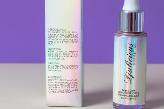 drop-and-glow-highlighter-djulicious-cosmetics-composition