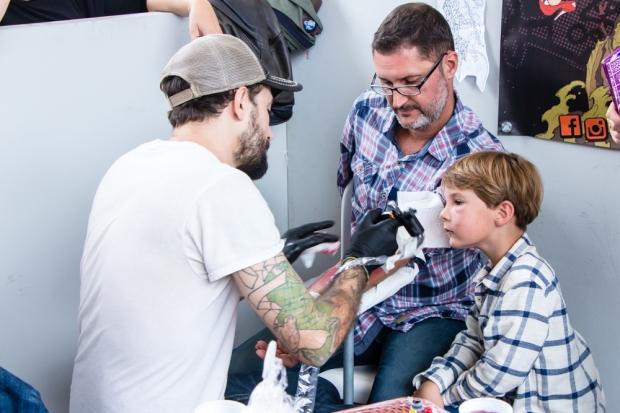 beauregard-tattoo-show-2017-famille-enfant