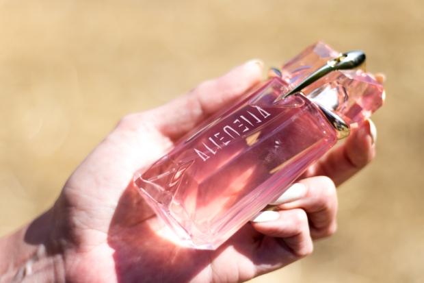 mon coup de coeur parfum alien