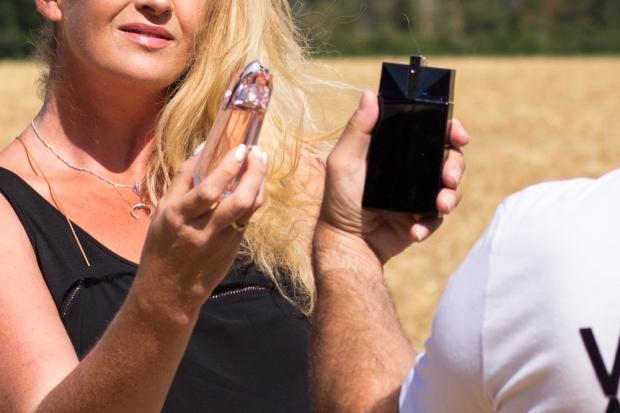 nouveaus parfums mugler #weareallalien