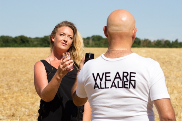 nouveau alien man #weareallalien