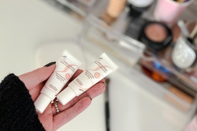 avis et test du soin correcteur anti cernes embryolisse