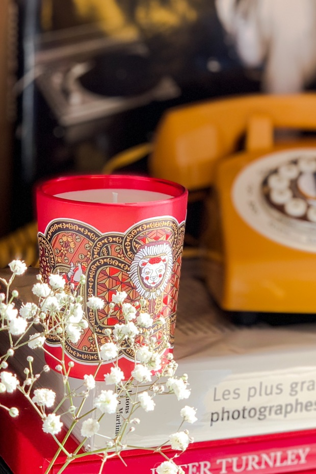 Collection de Noel Diptyque