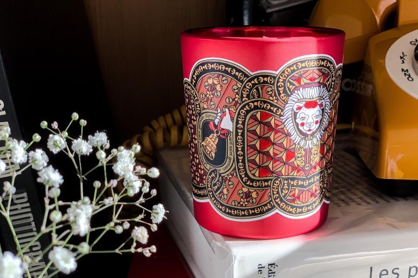 Bougie de la Collection de Noël Diptyque