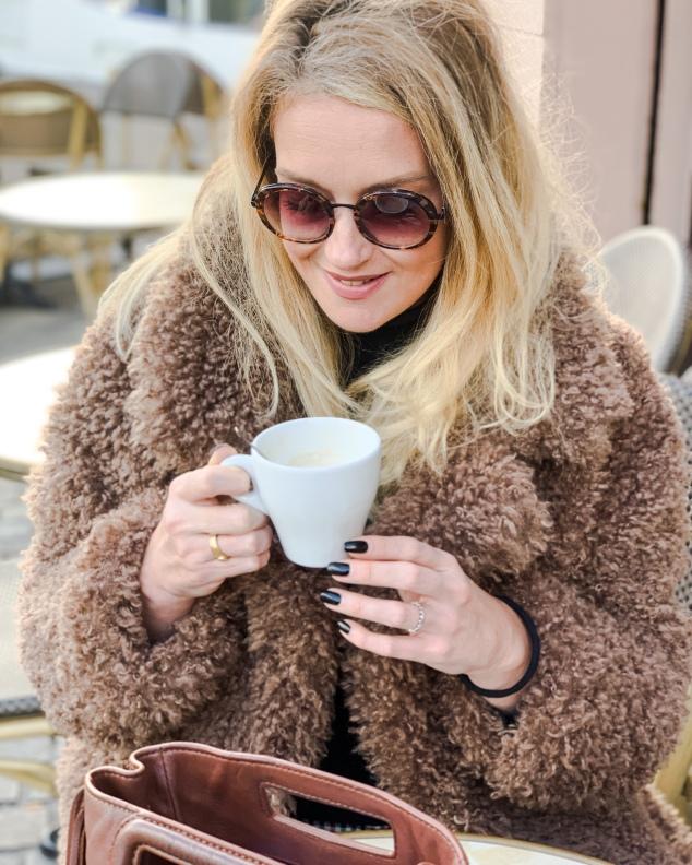 Comment porter le manteau Teddy Bear cet automne 2108