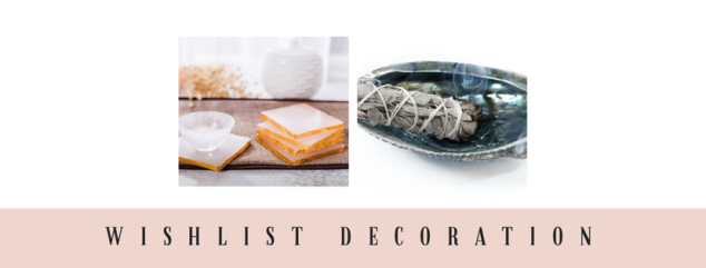 Ma wishlist décoration avec des idées cadeaux originales