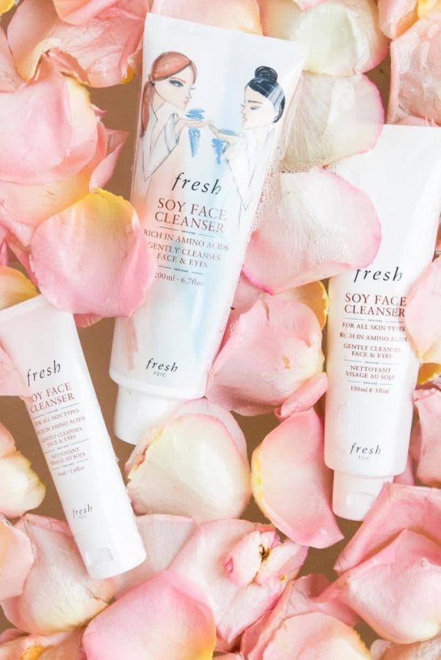 Revue complète et avis sur le Soy Face Cleanser de chez Fresh