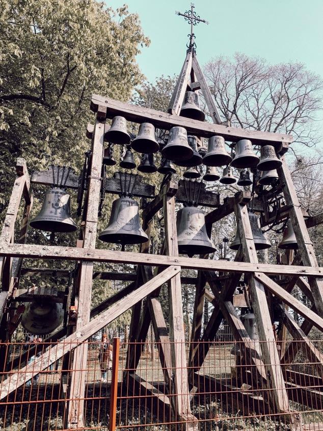 Le Carillon de Notre Dame de Grace Honfleur Equemauville en Normandie