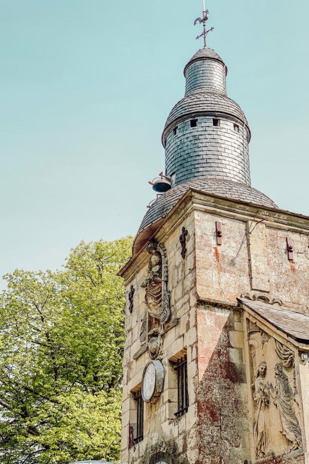 La Chapelle de Notre Dame de Grace en Normandie