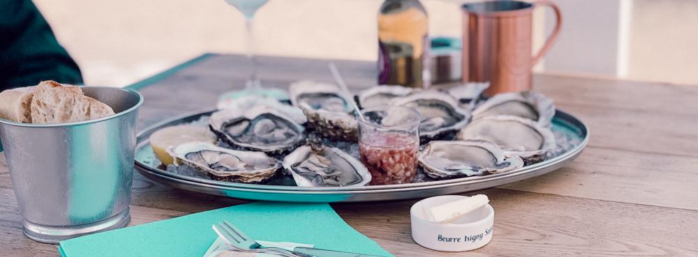 Restaurant De Bord de Mer : Coquillages and Co à Ouistreham,  mon avis