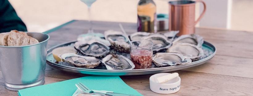 Coquillages & Co mon avis sur le nouveau restaurant de bord de mer à Ouistreham