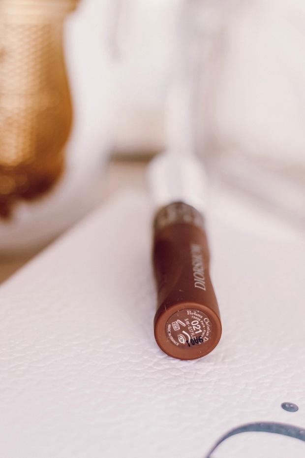 Dior Diorshow Pump'n'Brow Avis teinte Chestnut