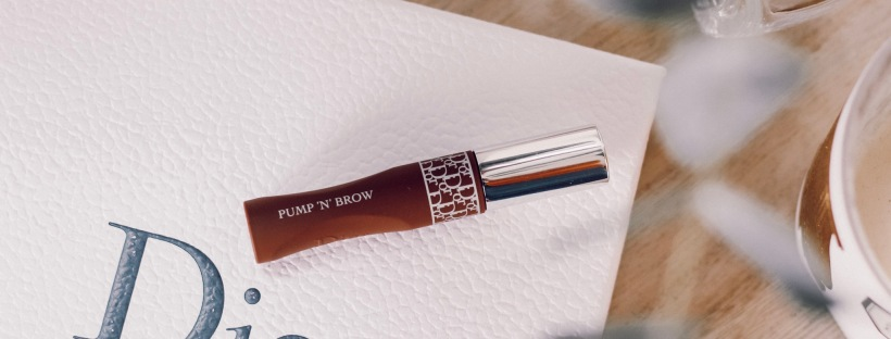 Dior Diorshow Pump'n'Brow mon avis sur le mascara volume
