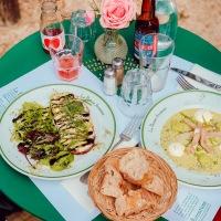 J'ai testé La Bonne Aventure, le nouveau salon de thé et restaurant du Jardin Christian Dior à Granville
